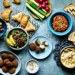 The image for Cooking Couples Mezze
