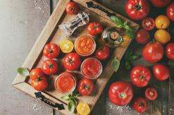 The image for Home Canning Basics: Summer Tomatoes