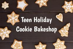 The image for Teen Holiday Cookie Class