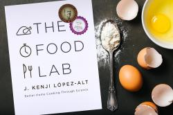 The image for Cook the Book: The Food Lab by J. Kenji López-Alt
