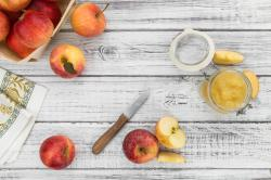 The image for Home Canning Basics: Apple Preserves