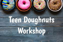 The image for Teen Doughnuts