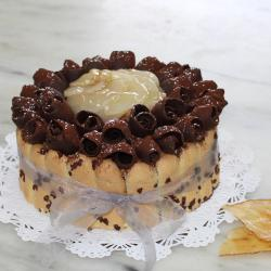 The image for THE ART OF FRENCH PASTRY CLASSIC CAKES, MOUSSES AND CREAMS w