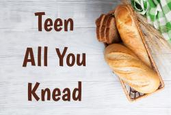 The image for Teen All You Knead Bread Workshop