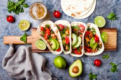 image for a Cooking Couples Authentic Tacos