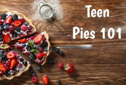 The image for Teen Pies Workshop