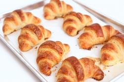 The image for Quick and Easy Croissants