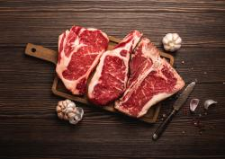 The image for Beef Butchery: Steaks