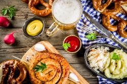 The image for Cooking Couples Oktoberfest