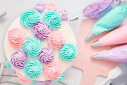 image for a Cake Decorating 101