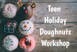 The image for Teen Doughnuts - Holiday Edition