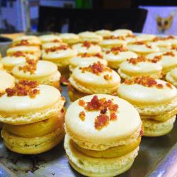 The image for FRENCH MACARONS WITH MASTER PASTRY CHEF DELPHIN GOMES