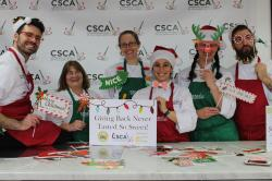 The image for CSCA Holiday Charity Bake Sale Benefiting Community Cooks & Women's Lunch Place